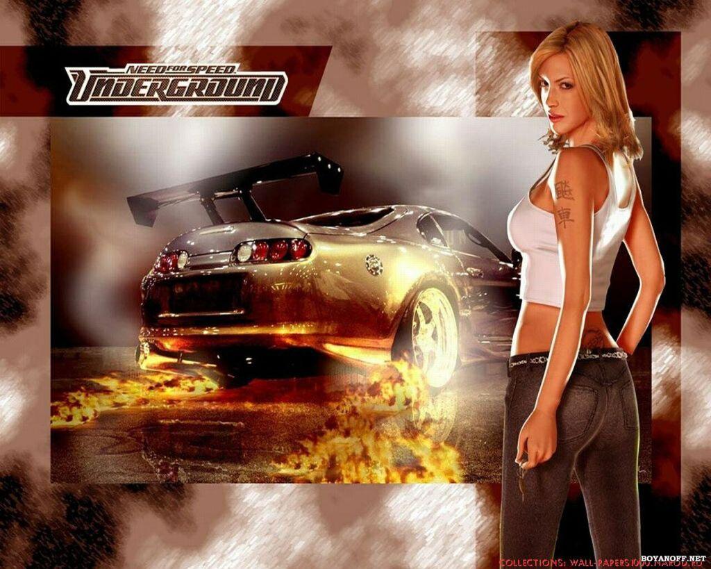Need for speed underground 2 nude mod naked movies